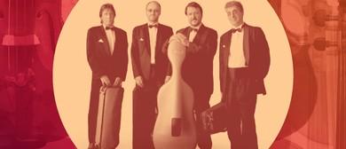 CMNZ Presents: Borodin Quartet