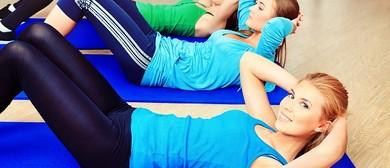Saturday Morning Pilates