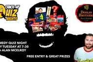 Image for event: Doolan's Craicin' Quiz