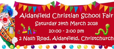 Aidanfield Christian School Fair