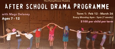 The PumpHouse Theatre After School Drama Programme