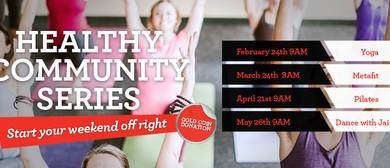 Dance With Jai - Healthy Community Series