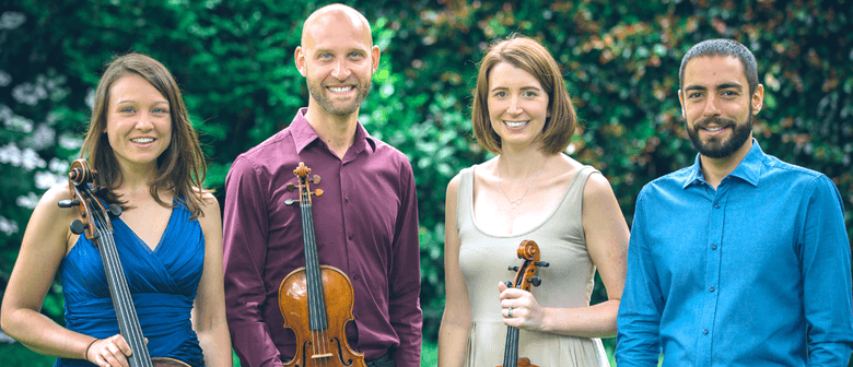 ​Villani Piano Quartet at Christophers Classics