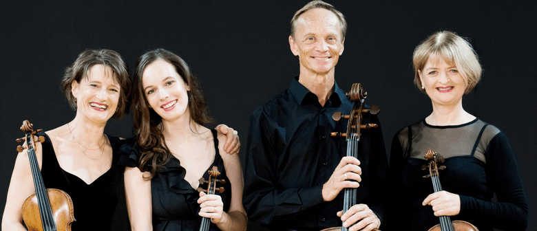 ​New Zealand String Quartet 
