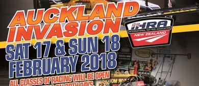 Masterton Motorplex Auckland Invasion 2018