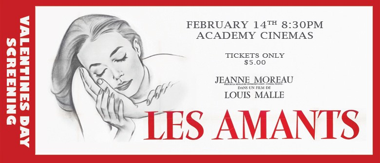 Valentines Classic Screening: The Lovers