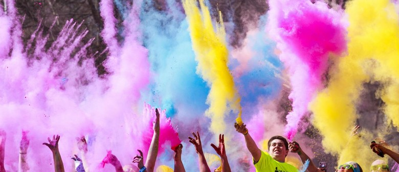Colour Fun Day - Rolleston - Eventfinda