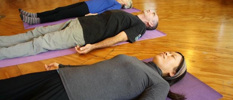 Yoga Nidra Professional Development Retreat