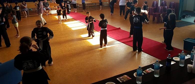 Family Fun Martial Arts Class