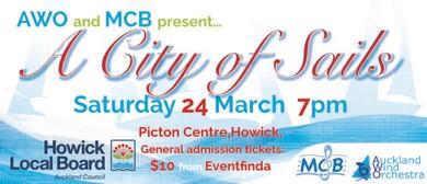 City of Sails Concert