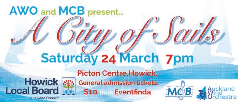 City of Sails Concert