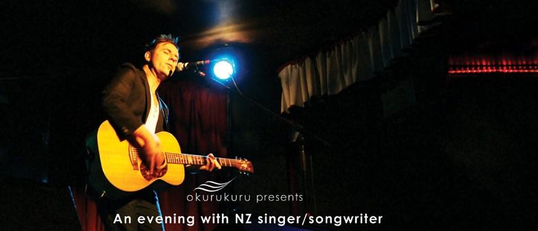Bryce Wastney - NZ Acoustic Singer/Songwriter