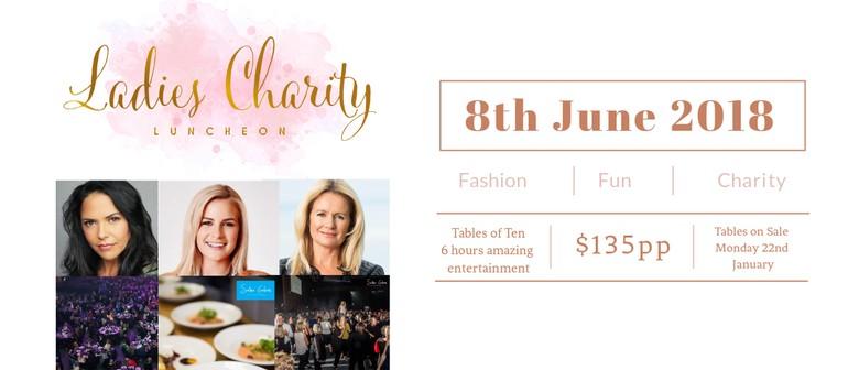 2018 Ladies Charity Luncheon