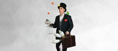 The Greatest Magic Show (In Your Town)