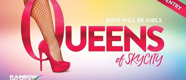 Queens of SKYCITY - Pride Edition