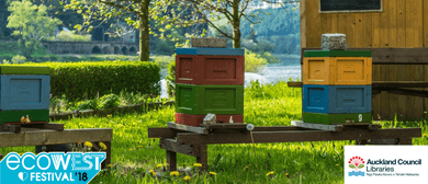 EcoWest Festival - Beekeeping In Your Backyard