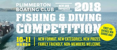Plimmerton Boating Club Fishing Competition