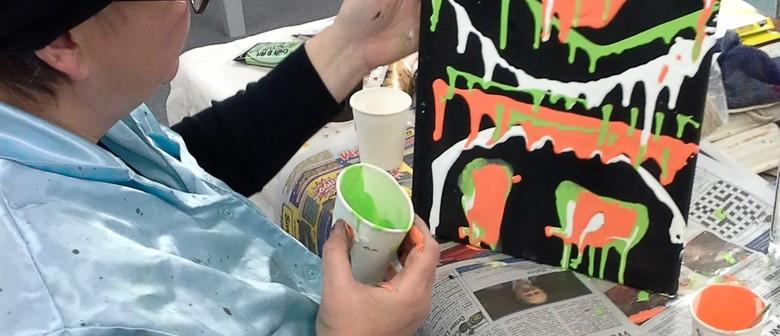 Abstract Art Adventures Workshop