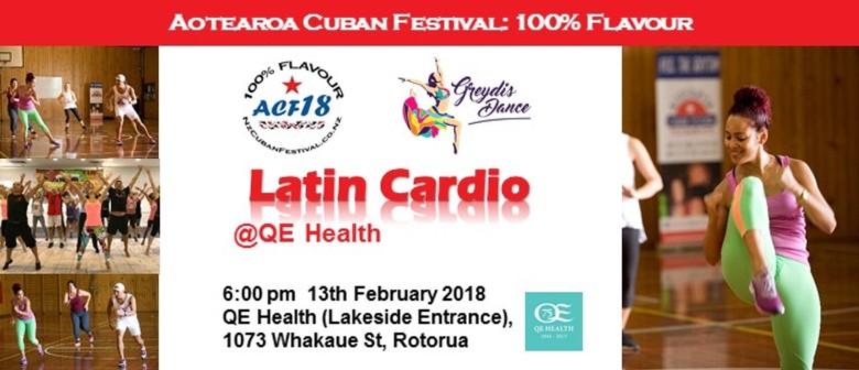 Latin Cardio Class