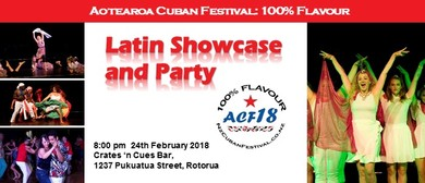 Cuban Dance Showcase and Party