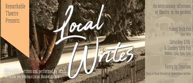 Local Writes
