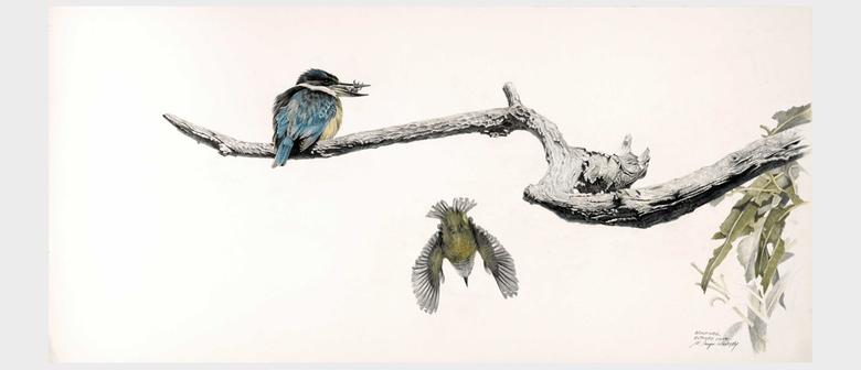 Niels Meyer-Westfeld Art Exhibition