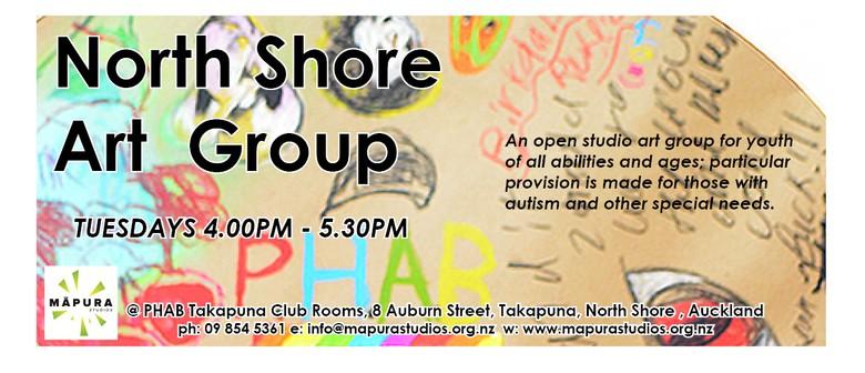 North ShoreYouth Art Group