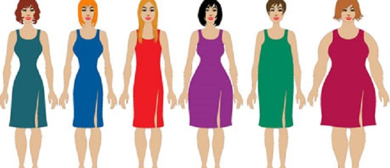 Body Shape and Colours - How to Look Your Best