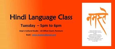 Learn Hindi Language