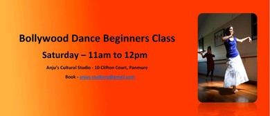 Bollywood Dance Beginner's Adult Class