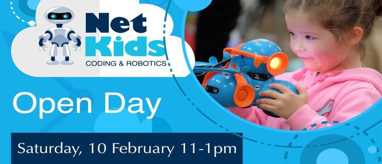 Coding & Robotics Open Day