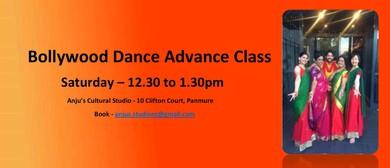 Bollywood Dance Advance Adult Class