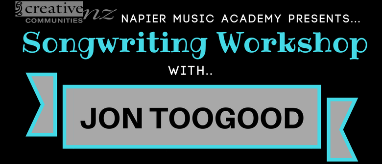 Songwriting Workshop with Jon Toogood