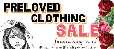 Preloved Clothing Sale