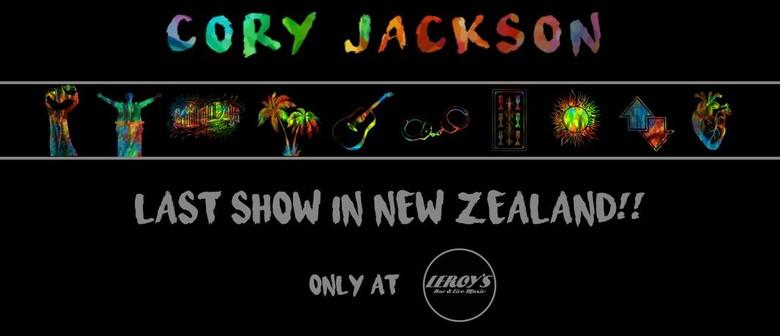 Reggae Night With Cory Jackson