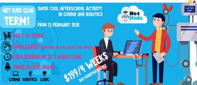 Coding & Robotics Programme - Term 1