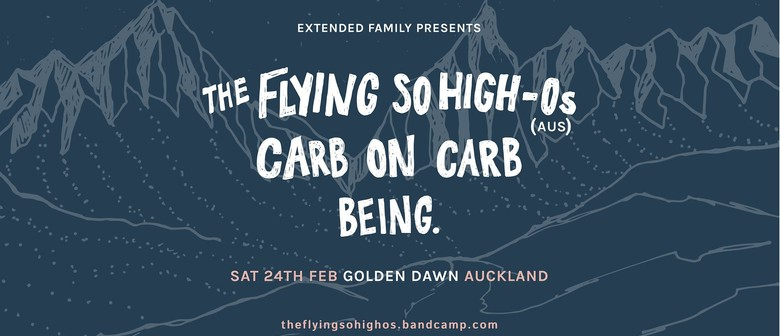 Carb on Carb & The Flying So High-Os (AUS)