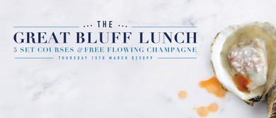 The Great Bluff Lunch
