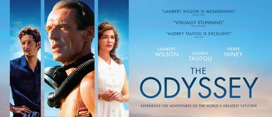 Seaweek - Flicks Titirangi: The Odyssey