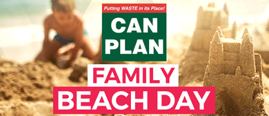 More FM CAN Plan Family Beach Day
