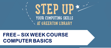 Stepping Up Computer Course - Session Three Using Email