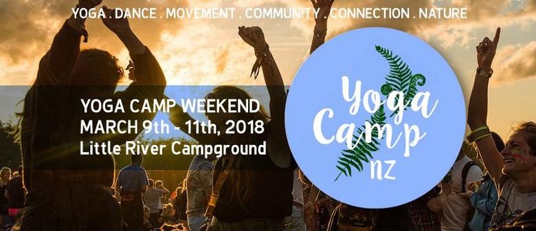 Yoga Camp NZ 2018