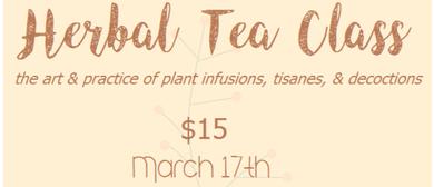 Herbal Tea Class