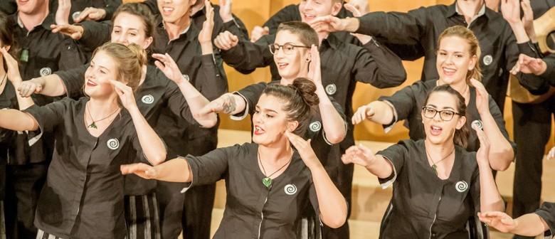 NZ Youth Choir In Concert