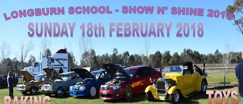 Show n Shine - School Camp Fundraiser