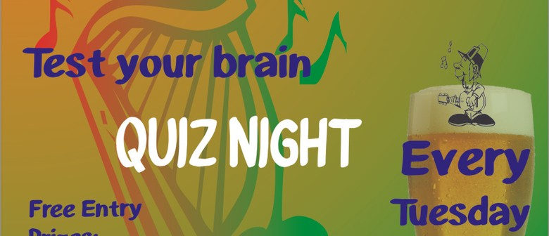 Mulligan's World Famous Quiz Night