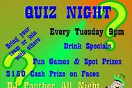 Image for event: Mulligan's World Famous Quiz Night