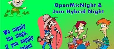 Mulligans Open Mic Night Live Music