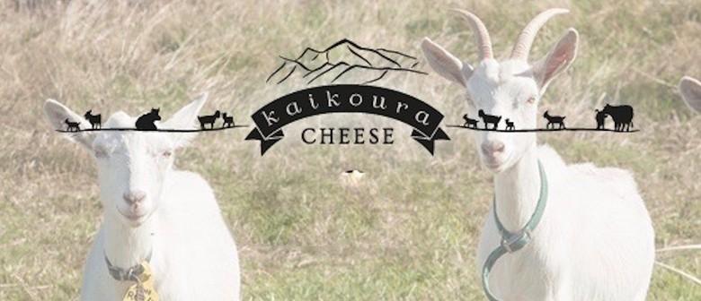 Kaikoura Cheese presentation with Daniel Jenkins