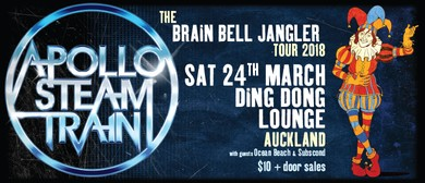 The Brain Bell Jangler Tour